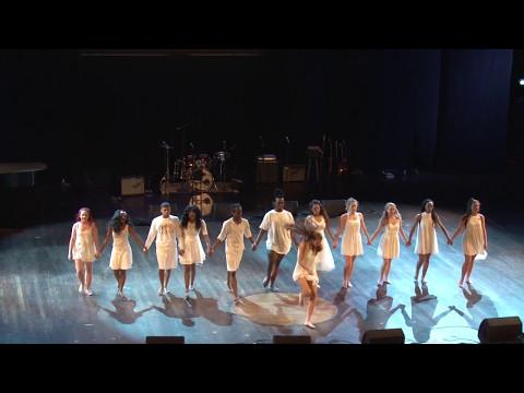"Nashville School of the Arts ""Commencement Class of 2017""  Part 2"