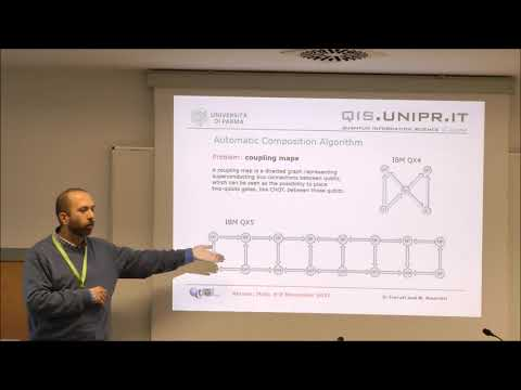 Michele Amoretti: Demonstration of Envariance and Parity Learning on the IBM 16 Qubit Processor