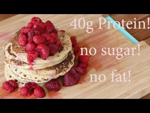 fit-pancake-recipe-with-no-sugar-&-no-fat!