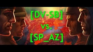 [DV-SB] vs. [SP_AZ], Энск, 21.09.2014