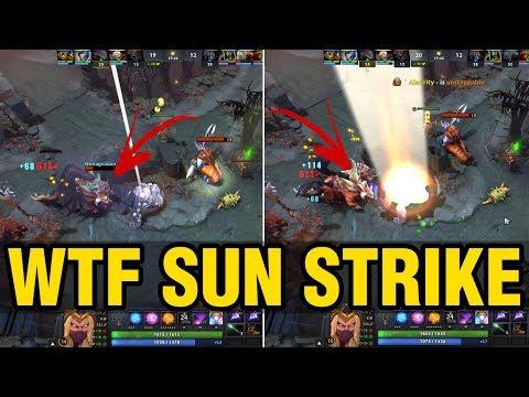 WTF SUN STRIKE!? - Alacrity Plays Invoker...