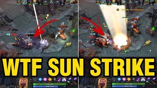 WTF SUN STRIKE!? - Alacrity Plays Invoker - Dota 2