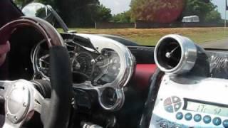 Pagani Zonda Roadster F Videos