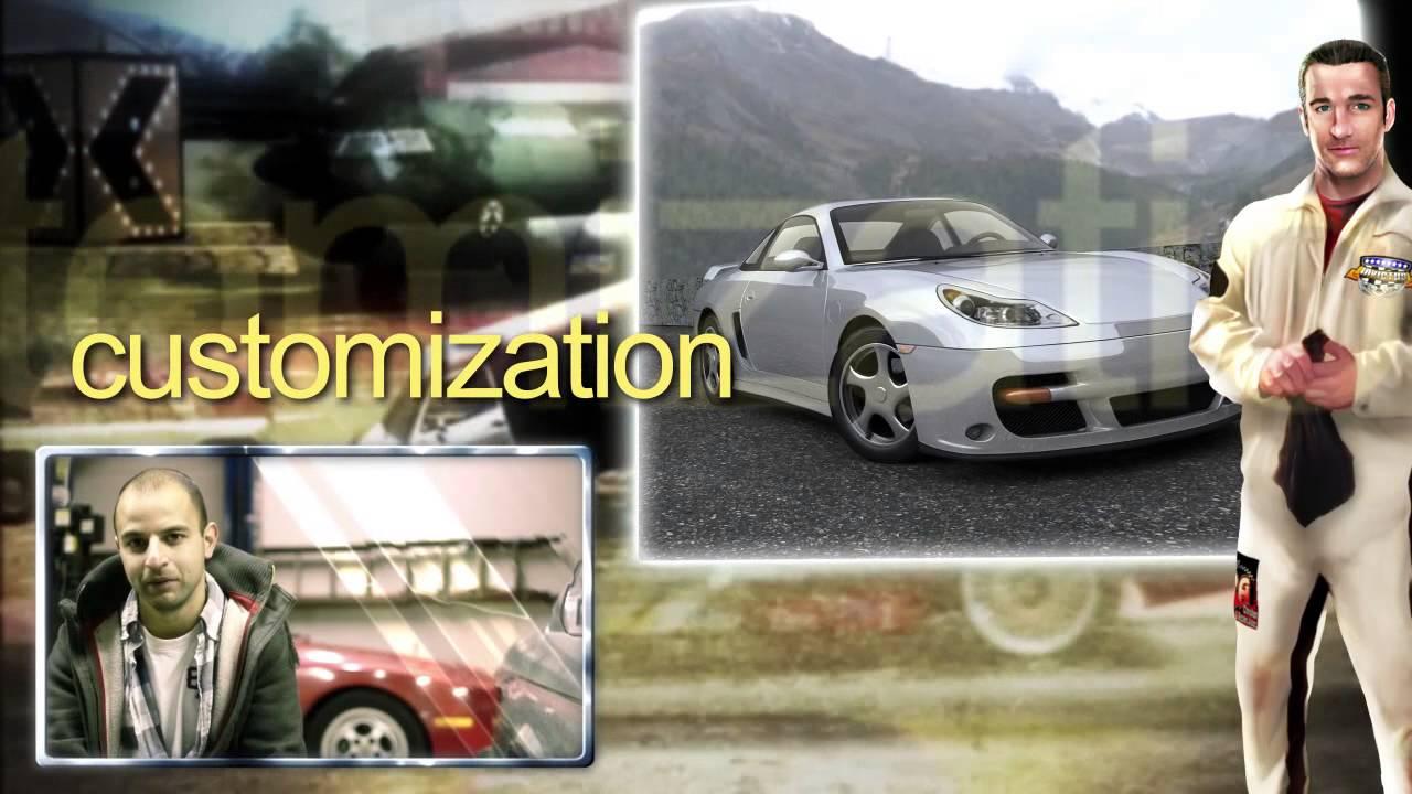 street tuning evolution car