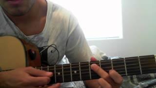 My Soul Longs For You-Jesus Culture (Guitar Tutorial)