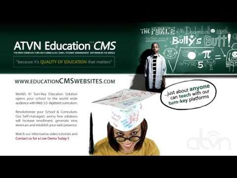 ATVN Education CMS Tutorial (Complete Course Creation & Video Uploading)