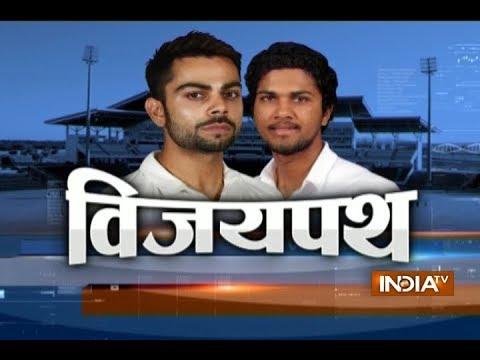 Colombo Test: India Push Sri Lanka To 50/2 After Scoring 622/9D   Cricket Ki Baat