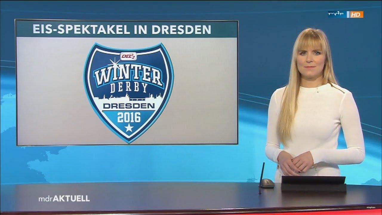 Müller spirra stephanie Sportschau Moderatorin