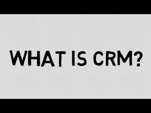 What is CRM? | A guide to CRM software by Zoho CRM
