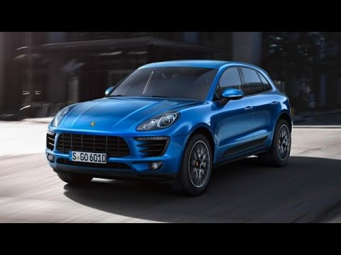 Porsche Macan Price In India Review Mileage Photos Smart Drive