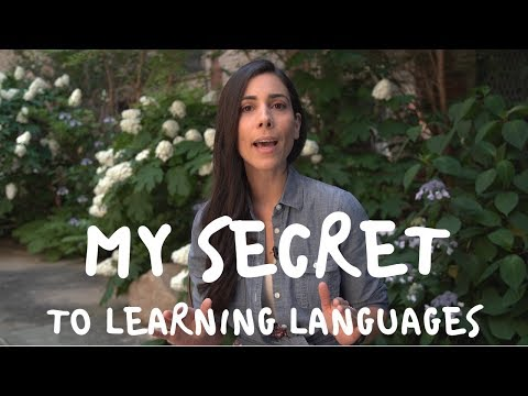 My Secret to Learning Languages: Morning & Evening Routine