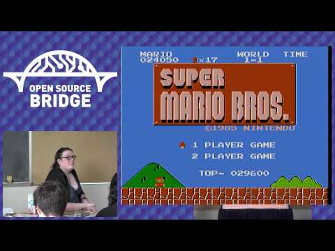 Through the Warp Zone: Hacking Super Mario Brothers