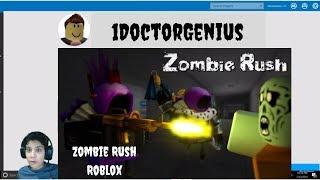 Roblox - Zombie Rush - Video 1