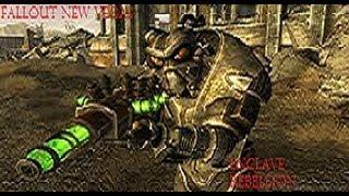 Fallout NewVegas Mod Showcase  Enclave Rebellion)