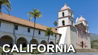 Beautiful California - Калифорния - Санта Барбара и Округ Оранж - Orange County - FloridaSunshine