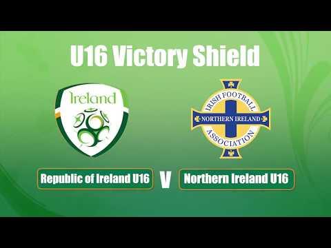 U16 HIGHLIGHTS | Republic of Ireland 1-0 Northern Ireland
