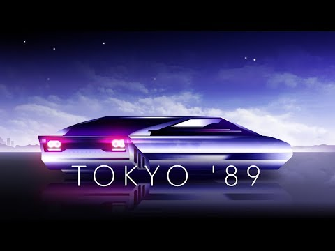 Tokyo '89 - A Synthwave Mix
