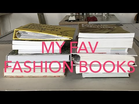 Visual Playlist #2: Fashion Books
