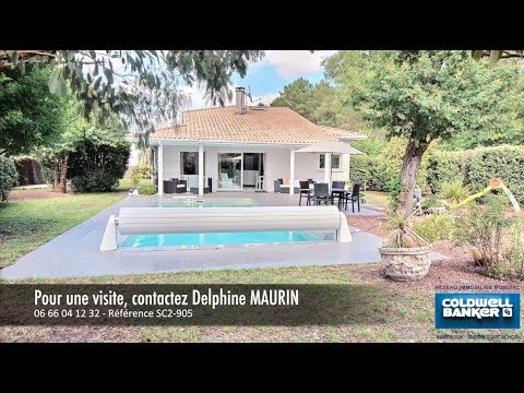 La teste de buch maison familiale 5 chambres avec jardin for Cash piscine la teste de buch