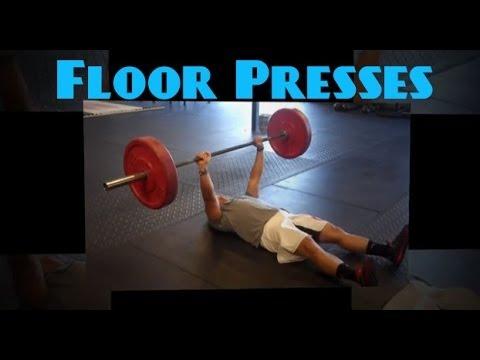 CrossFit Birmingham: Floor Presses