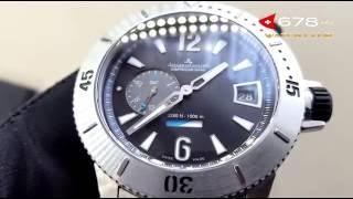 Jaeger LeCoultre Master Compressor Diving GMT 46.3mm 184T170(Jaeger LeCoultre Master Compressor Diving GMT 46.3mm 184T170 http://www.678.ru/i_shop/jaeger-lecoultre/master-compressor/184T170/ Ref. 184T170 ..., 2016-05-26T16:16:31.000Z)