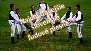 Bombové slovenské ľudovky