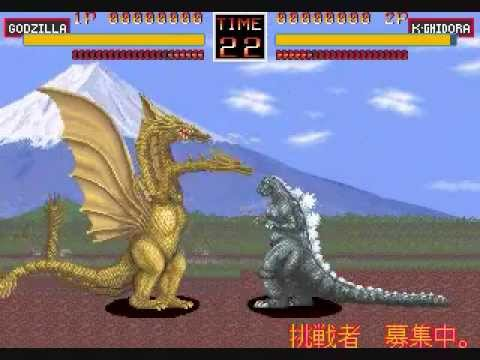 Godzilla The Arcade Game (Playthrough Pt. 1/11)