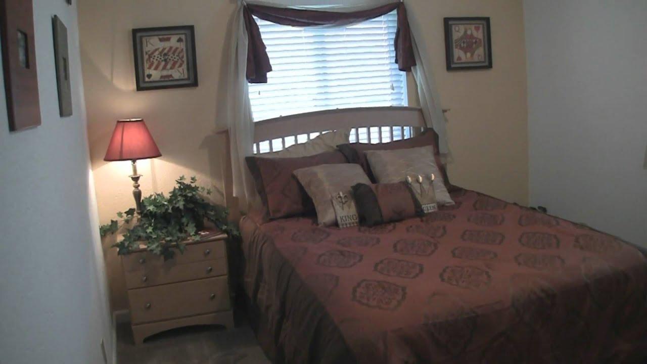 Governeour Manor Apartments Wichita Kansas 2 Bedroom Tour Youtube