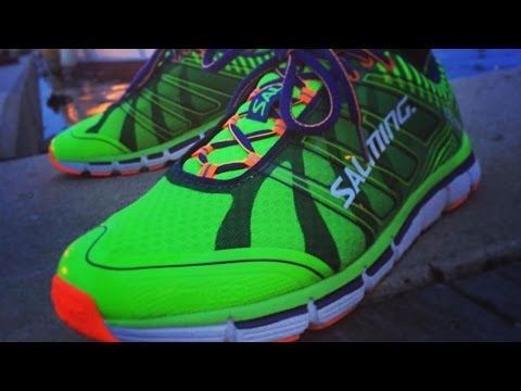 Salming Miles Running Shoe Review