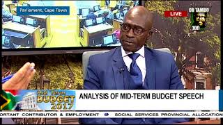 Minister Gibaba's post mid-term budget speech interview