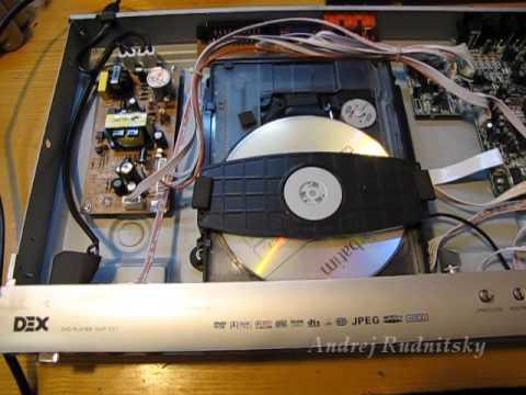 блока питания DVD плеера