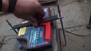 видео Аккумулятор жигули 4. 6.4.2 Аккумуляторная батарея