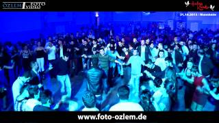 Halay Kanka / 31.10.2013 / Grup Seyran / HD / Halayparty / Rhein Neckar / Özlem Foto Video®
