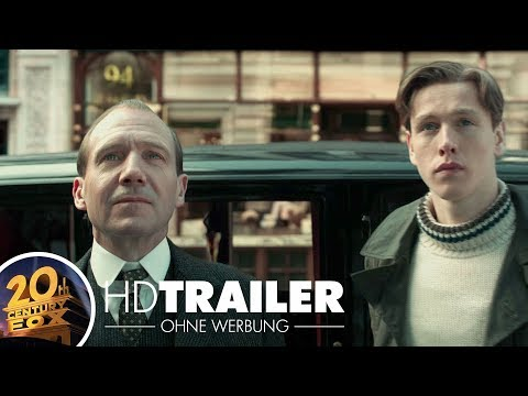 THE KING'S MAN - THE BEGINNING - 1.Offizieller Trailer (deutsch/german) | 20th Century Studios