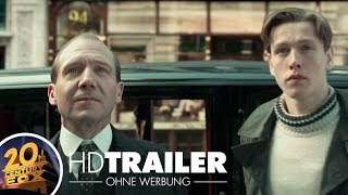 The King's Man - The Beginning | Offizieller Trailer | Deutsch HD German (2020)