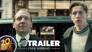 The King's Man - The Beginning | Offizieller Trailer | Deutsch HD German (2020)