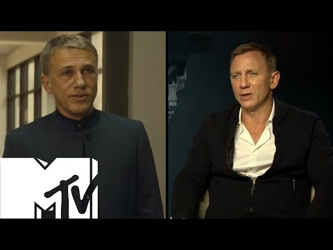 Spectre Torture Scene: Behind The Scenes With Daniel Craig & Christoph Waltz | MTV
