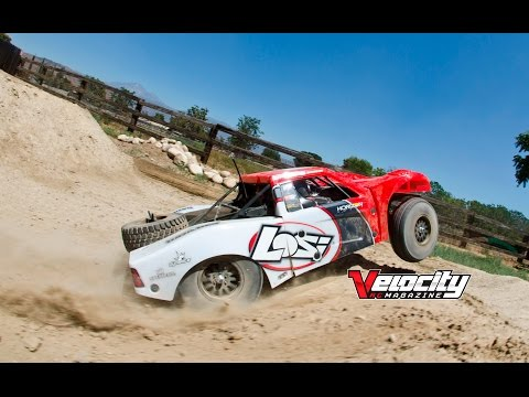 Losi Baja Rey Review  - Velocity RC Cars Magazine