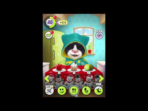 My Talking Tom Video Gameplay Tom Kids Personal Cares Part 67 Igameplaydroid