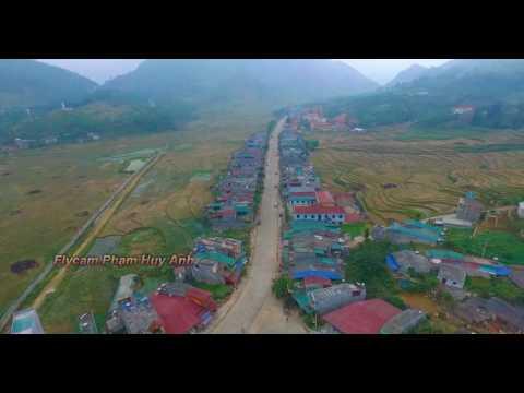 Toàn Cảnh Thị Trấn Đồng Văn
