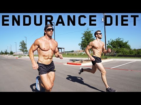 My Diet As An Endurance Athlete | FULL DAY OF EATING