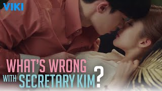 Video What's Wrong With Secretary Kim? - EP12 | HOT KISS SCENE & UNDRESSING?! [Eng Sub] download MP3, 3GP, MP4, WEBM, AVI, FLV Oktober 2019