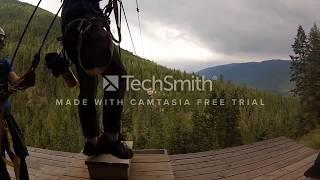 Kootenay Mountain Zipline