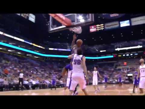 Sacramento Kings: Top 10 Plays of the Season 2012/13