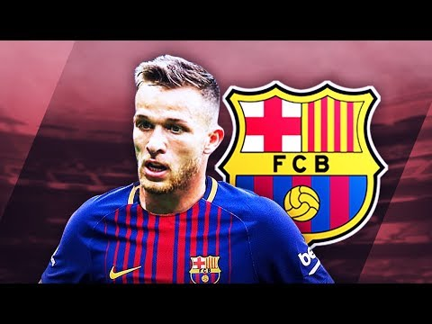 ARTHUR - Welcome to Barcelona - Sublime Skills, Tackles & Passes - 2017 (HD)