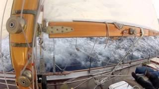 Classic Sailboat Dorade Races to Bermuda