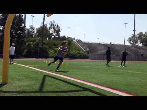 Luke Napolitano QB Training Highlights