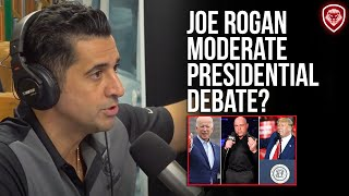Trump Agrees To Debate Biden On Rogan for 4 Hours
