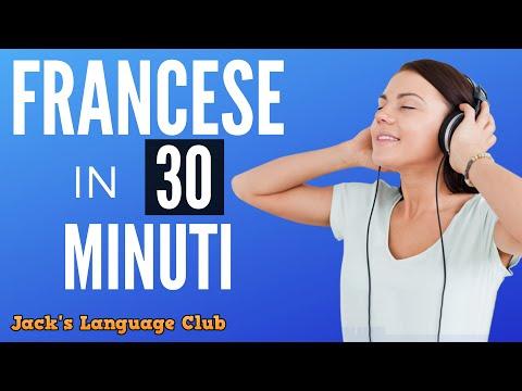 🔴 Conversazione francese