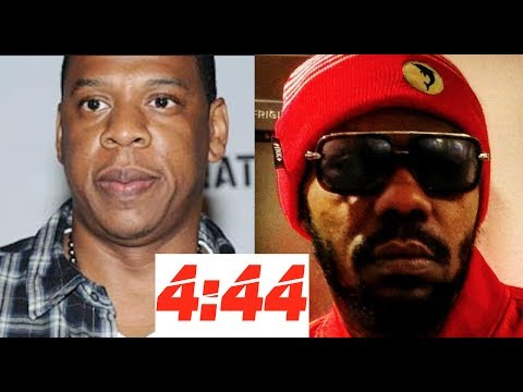 Beanie Sigel REACTS Jay Z 4:44 Album 'That Jawn Ain't For Everybody' .